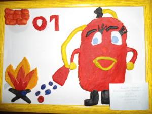 Котельникова-Мария-6-лет-Борьба-с-огнем
