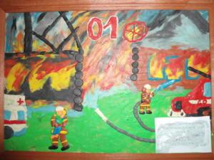 Марченков-Алексей-Игоревич-6-лет-Спички-это-не-игрушка